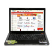 Lenovo IdeaPad V450A-TSI(D) 14.1 inch laptop (T6500 2G 320G DVD carved 512M alone Bluetooth camera)