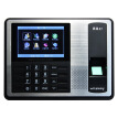 Rui easy to pass (witeasy) A7 fingerprint attendance machine 4-inch large color USB disk direct export attendance report wall, back to the compatible backplane