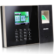 Effective (deli) 3958 intelligent Internet attendance fingerprint / ID RF card dual-mode punch card machine remote / branch attendance unified management