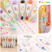 Cute Stationery Push Key Correction Tape Creative DIY Animal Letter Writing Tape