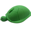 USB 2.0 1000dpi 3D Wired Optical Cute Turtle Mice Mouse For PC Laptop