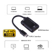 Universal USB3.1 Type C (MHL) To HDMI Adapter Cable 1080P Male To Female HDMI Converter for MHL Function Phones