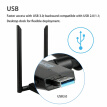 1200M Wireless Network Card Dual Frequency Gigabit WiFi Receiver Free Driver & USB3.0 Base