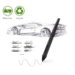 XP-Pen P05S Battery-Free Passive Pen Stylus with Case Only for Artist15.6/ Artist13.3 Drawing Tablet