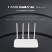 Xiaomi Router 4A Gigabit Version Wireless WiFi 2.4GHz 5GHz Dual Band 1167Mbps WiFi Repeater 4 High-gain Antennas 128MB Memory APP