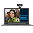 HD Webcam Desktop Laptop USB Web Camera 720P Web Cam CMOS Sensor with Built-in Microphone for Video Calling