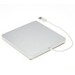 USB 2.0 Portable Ultra Slim External Slot-in CD DVD ROM Player Drive Writer Burner Reader for iMac/MacBook/MacBook Air/Pro Laptop