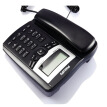 Philips (PHILIPS) TD-2816 cord phone dual interface / matte texture / hands-free / home / business office phone / landline (blue)