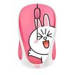Logitech Line Friends Wireless Mouse, Cony