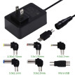 Power Adapter Switch Power AC DC 3V To 12V Upgrade Adjustable Universal Charger Selectable Adapter Tip Micro USB Plug for Househol