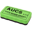 AUCS BC001 Magnetic Whiteboard Wipes / Adsorbable Whiteboard Brush 3 Pack / Tri-color