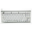 CHERRY MX Board 8.0 G80-3880HXAEU-0 Metal Backlight Mechanical Keyboard White Tea Shaft Game Keyboard