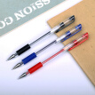 Deli 6610 Gel Pen Set 0.5mm, Black & Blue & Red, Box of 10