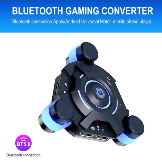 USB Gamepad Controller Converter Keyboard And Mouse Adapter