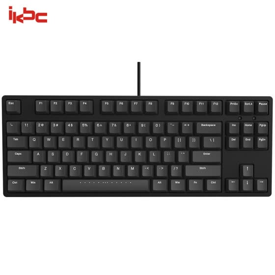 Ikbc C87 Cherry Mechanical Keyboard