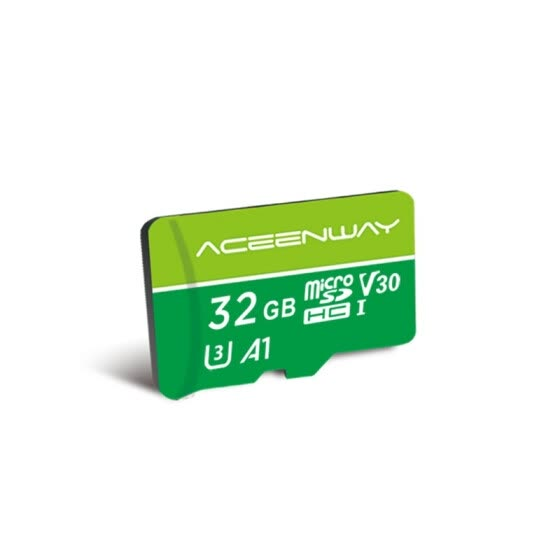 ACEENWAY micro SD memory card 32GB U3 32g TF card V30 supports HD recording C10 high speed card 10384