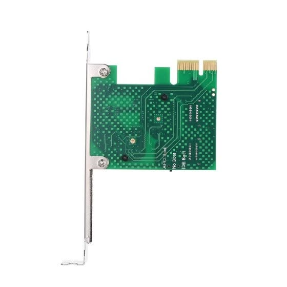 PCI-E SATA III 4 Ports Adapter Card PCI Express to SATA Controller Card SATA Expansion Card with Low Profile Bracket