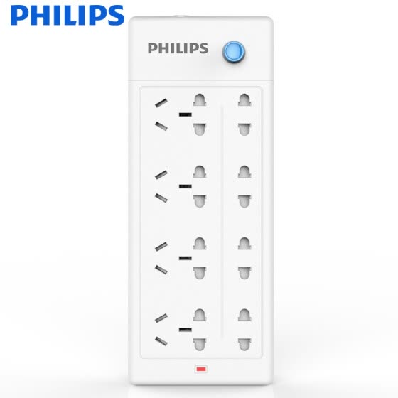 PHILIPS power strip/socket(without wire and plug)