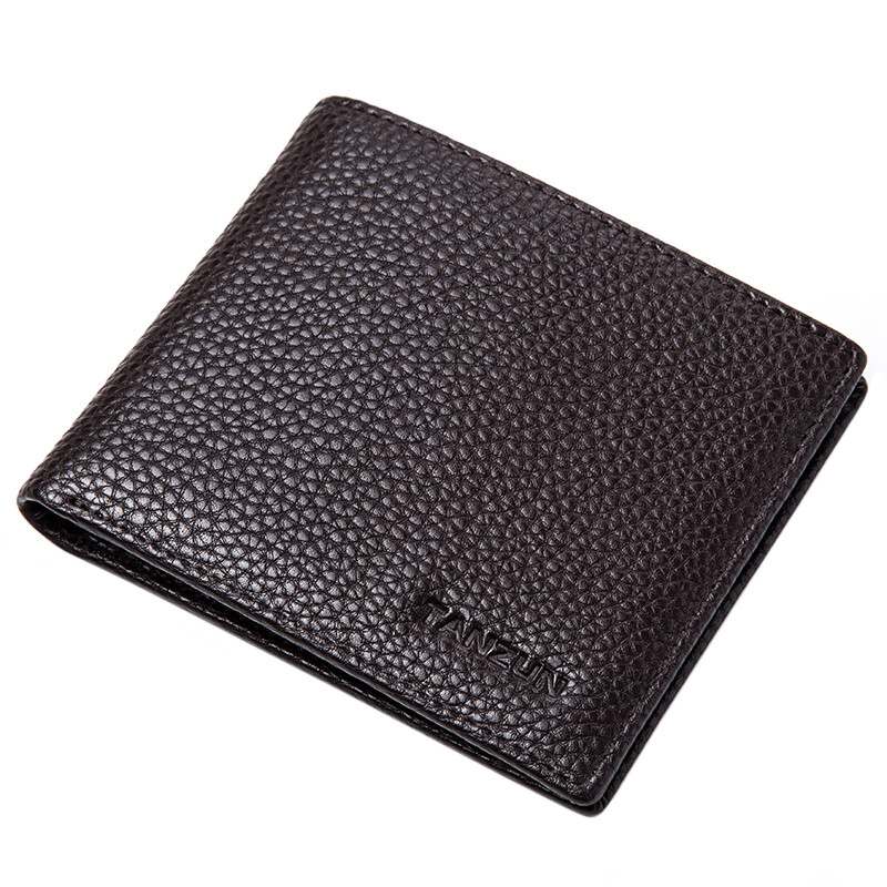 Shop Tianzun TIANZUN <b>Men's Wallet</b> Short Simple <b>Men's Wallet</b> ...