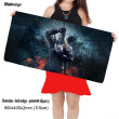 Witcher 3 Large Mouse Pad Large Gaming Mouse Pad Locking Edge Mouse Mat Speed Version for Dota CS GO Mousepad 5 Sizes