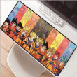 Mairuige Dragon Ball Z Large Gaming Mouse Pad Gamer Lock Edge Keyboard Mouse Mat Gaming Grande Mousepad for CS GO LOL Dota Gamer