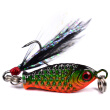 2017 New Arrival New Fishing Tackle Lead Fishing hard Bait 6.4g 4 colors Fishing lure