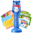 Newman (Newsmy) 18A blue 4G little bilingual point reading pen 31 book story machine early learning point reading machine 0-3-4-6 year old child educational toys enlightenment gift