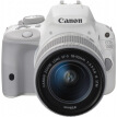 Canon EOS 100D SLR Kit (EF-S 18-55mm f/3.5-5.6 IS STM Lens) White