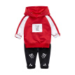 autumn winter baby Boys clothes cotton Deer hoodie coat pants kids 2pcs suit baby boy clothing sets infant clothing