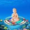 Portable Kids Water Sprinkler Splash Play Mat Shallow Toddler Pool Bathroom Outdoor Pad Swimming Party SupplyC
