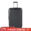 French Ambassador (Delsey) Trolley Case Explosion-proof Zipper Suitcase Business Luggage Universal USB Port 1246 Black 24 Inch
