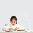Beijing Tokyo LED eye protection table lamp [SUNLIKE technology full spectrum] no blue light hazard country A-level illumination intelligent planning writing lamp children students learning table lamp reading lamp