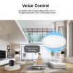 Smart WIFI Ceiling Light 48W Dimmable LEDs Cloud Intelligence APP Remote Control Timing Function Stepless Adjusted Lighting 390MM