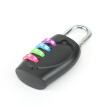 New 4-Digit Aluminum Body Combination Padlock Password Lock for Travel Suitcase