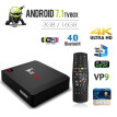 MECOOL KIII PRO Android TV BOX + DVB-S2 & DVB-T2 & DVB-C Android 7.1 Amlogic S912 Octa-core 3GB / 16GB 4K H.265 VP9 Mini PC 2.4G &