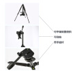 Film Extraction Tripod SLR Camera Tripod Canon Nikon Micro Single Portable Travel Out Monopod PTZ Set Thickened Aluminum Alloy A413