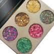 6 Colors Glitter Shimmer Matte Rainbow Diamond Eyeshadow Palette Makeup Cosmetic Pallete New