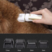 Low-noise Electric Professional Pet Cat Dog Hair Trimmer Clipper Shaver Set