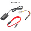SATA/PATA/IDE Drive to USB 2.0 Adapter Converter Cable Hot-Swap Plug and Play for 2.5''/3.5''  HDD Hard Drive Disk