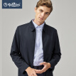 Goldlion Goldlion 2019 spring new style with a business lapels jacket jacket male Tibetan blue S