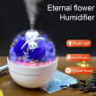 Hot Creatives Aromatherapy Air Humidifier 200ML Aromatherapy Machine Colorful Decorative Night Light, 6H Continuous Spray