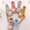 Infant Baby Boys Girls Shoes Casual Fashion Children's Cute Cartoon Stockings Kids Non-Slip Cotton Floor Socks