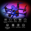 JJR/C X11 5G WIFI FPV 2K GPS Brushless RC Drone With Single-axis Gimbal and Bag