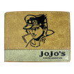redCherry Anime JoJo's Bizarre Adventure Coin Bag Case Short Wallet Cosplay Leather Bifold Purse