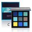 Makeup Eyeshadow Pallete Charming Cool Eyes Shadow Makeup Pressed Powder Lasting Beauty Cosmetics 9 Colors Maquillage