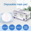 50Pcs Air Mask Fiters Anti Haze And Dustproof Filter PM2.5 Masks Replaceable Filters Dust Mask Accessoris