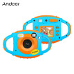 Andoer WiFi Kids Children Creative Camera 5MP 1080P HD Shockproof Digital Camera Mini Video Camcorder 1.77 Inch Color LCD Display