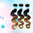 1 Bundle Fashion Women Natural Looking Human Hair Long Wavy Extension Hairpiece