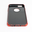 TPU Case Reinforced Corners Anti-fall and Shockproof Protective Bumper Electroplated Frame Cover for iPhone 6 6S