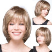 Fashion Women's Sexy Full Wig Short Wig Straight Wig Styling Cool Wig